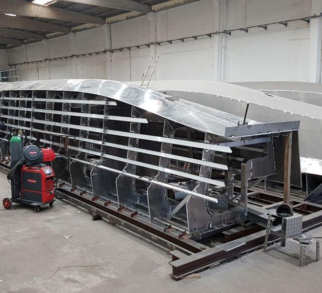 catamaran aluminio 4